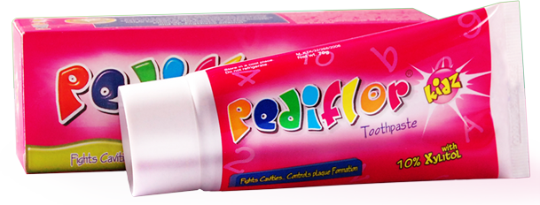 Everyday Kids Toothpaste – Pediflor Kidz